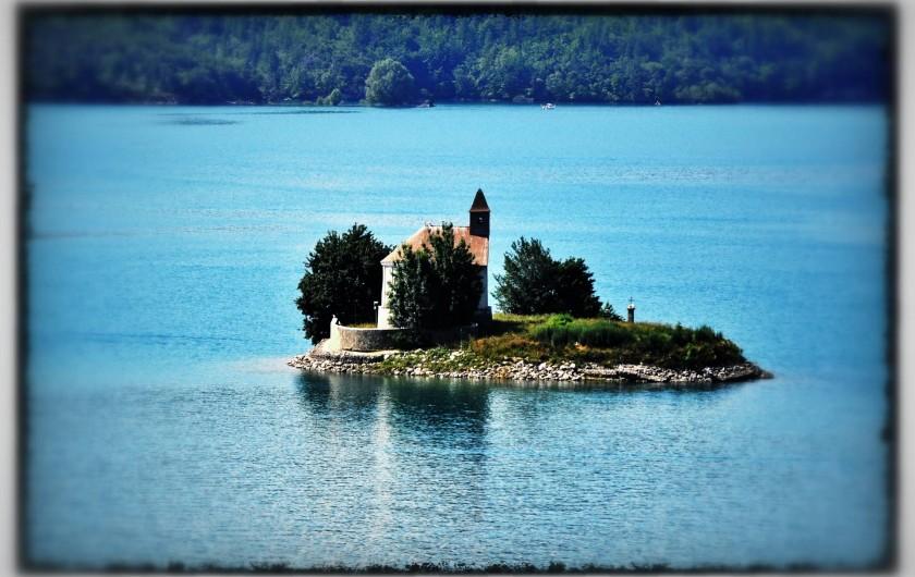 Location de vacances - Gîte à Chorges - Baie St Michel à 2 km.