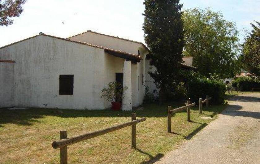 Location de vacances - Villa à Saintes-Maries-de-la-Mer