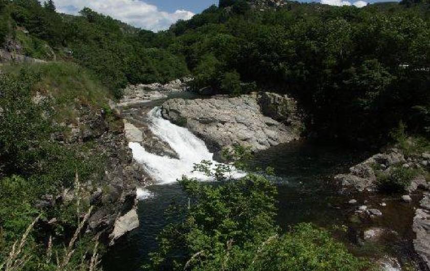 Location de vacances - Gîte à Le Pont-de-Montvert - Rivière 1