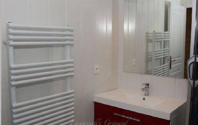 Location de vacances - Gîte à Le Pont-de-Montvert - Salle de bain 2