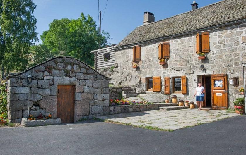 Location de vacances - Gîte à Le Pont-de-Montvert - Ferme auberge