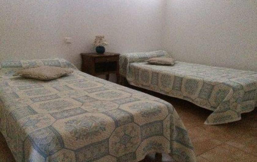 Location de vacances - Gîte à Sainte-Croix-du-Verdon