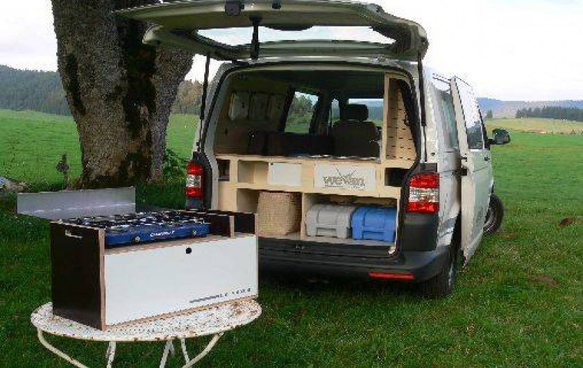 Location de vacances - Camping à Cornebarrieu
