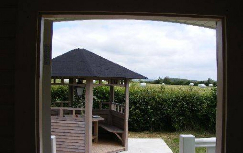 Location de vacances - Roulotte à Wierre-Effroy