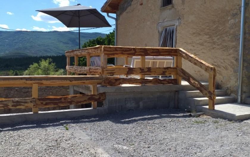 Location de vacances - Appartement à Aspres-sur-Buëch