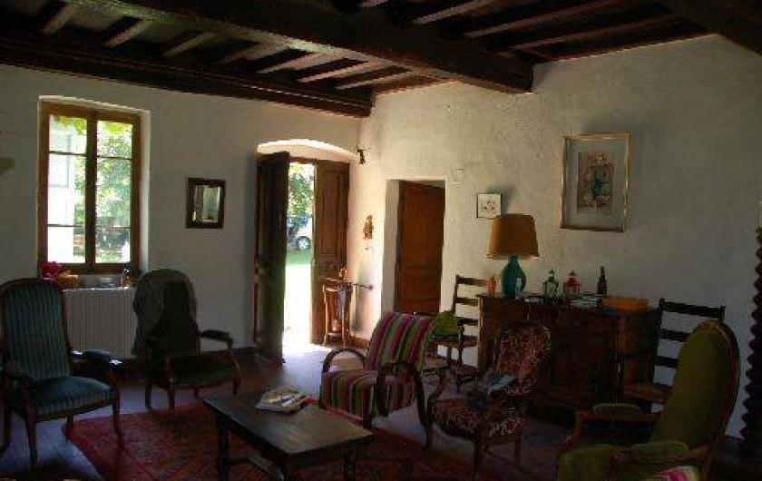 Location de vacances - Maison - Villa à Chazey-Bons