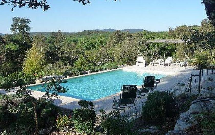 Location de vacances - Villa à Conqueyrac