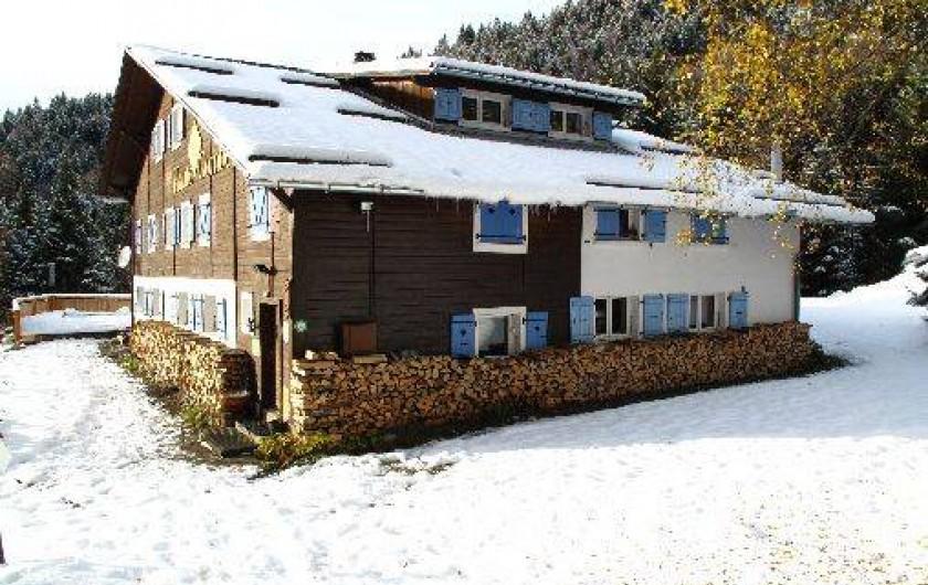 Location de vacances - Hôtel - Auberge à Les Carroz d'Arâches