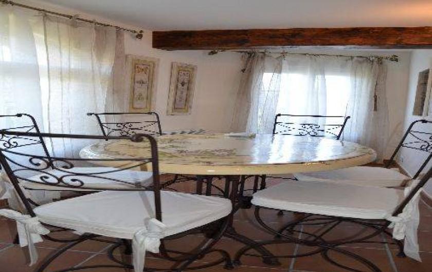 Location de vacances - Gîte à Tourrette-Levens