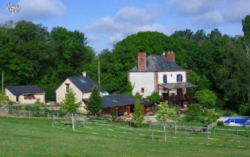 Location de vacances - Gîte à Saint-Brice
