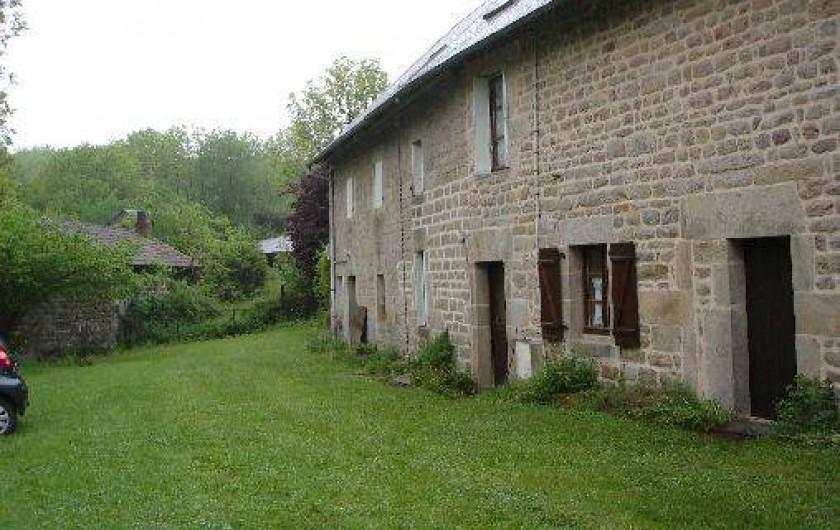 Location de vacances - Gîte à Gentioux-Pigerolles