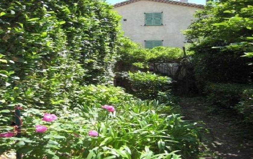 Location de vacances - Maison - Villa à Berre-les-Alpes - vue extérieure