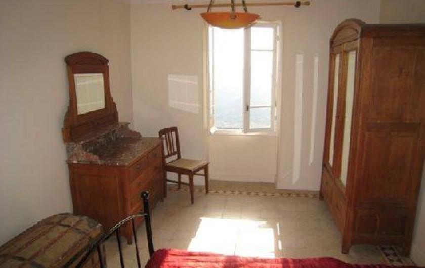 Location de vacances - Maison - Villa à Berre-les-Alpes - une chambre