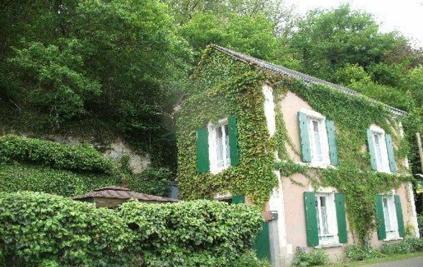Location de vacances - Gîte à Aubigné-Racan