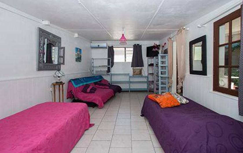 Location de vacances - Bungalow - Mobilhome à Saint-Gilles les Bains