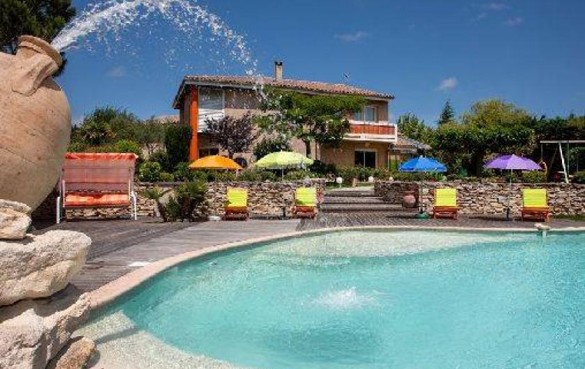 Location de vacances - Villa à Castelnaudary