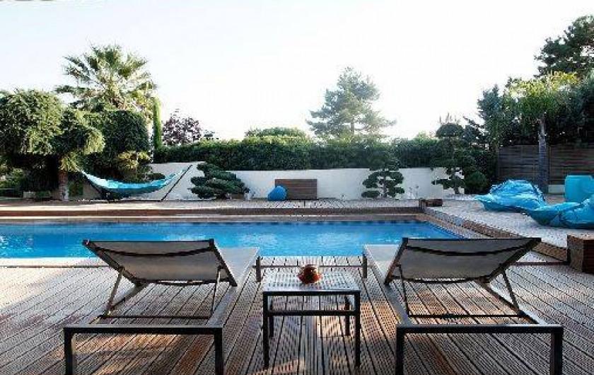 Location de vacances - Villa à Mougins