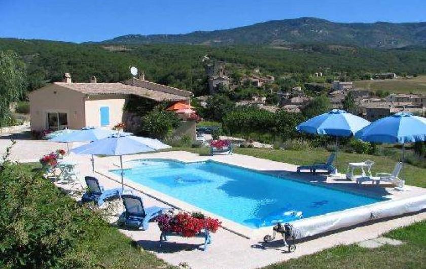 Location de vacances - Gîte à Sainte-Jalle