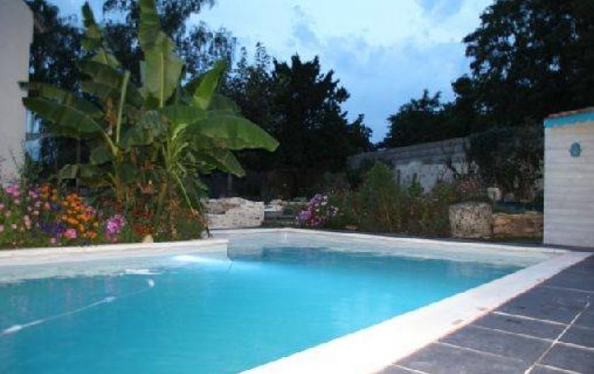 Location de vacances - Gîte à Montreuil-Bellay