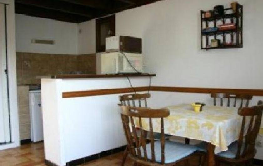 Location de vacances - Appartement à Lacanau