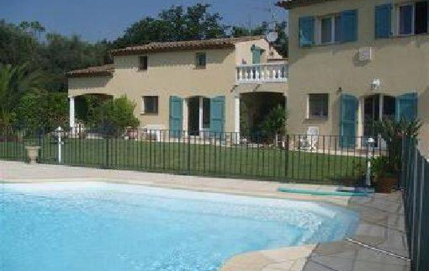 Location de vacances - Chambre d'hôtes à Châteauneuf-Villevieille