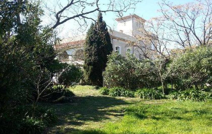 Location de vacances - Château - Manoir à Saint-Cyprien