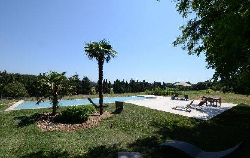 Location de vacances - Gîte à Carpentras