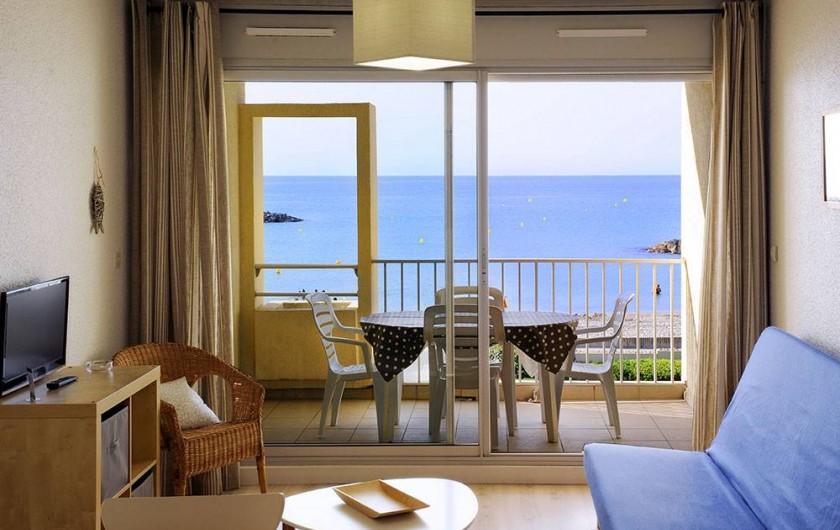 Location de vacances - Appartement à Palavas-les-Flots