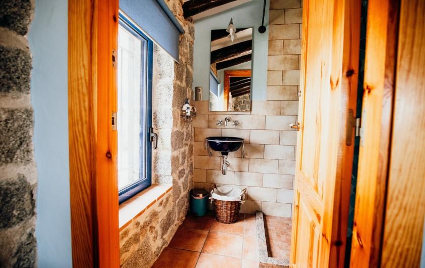 Location de vacances - Mas à Alforja - Newport wc