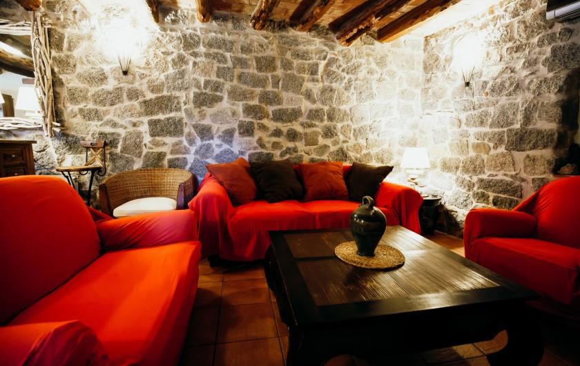 Location de vacances - Mas à Alforja - salon
