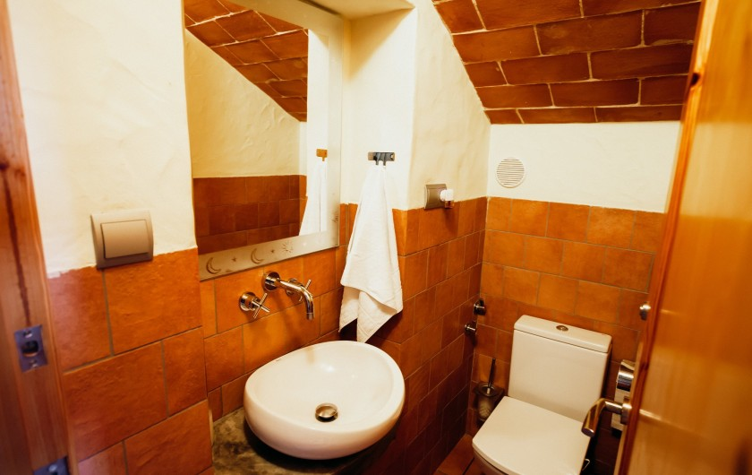 Location de vacances - Mas à Alforja - toilette