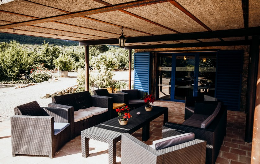 Location de vacances - Mas à Alforja - Mas Fullat