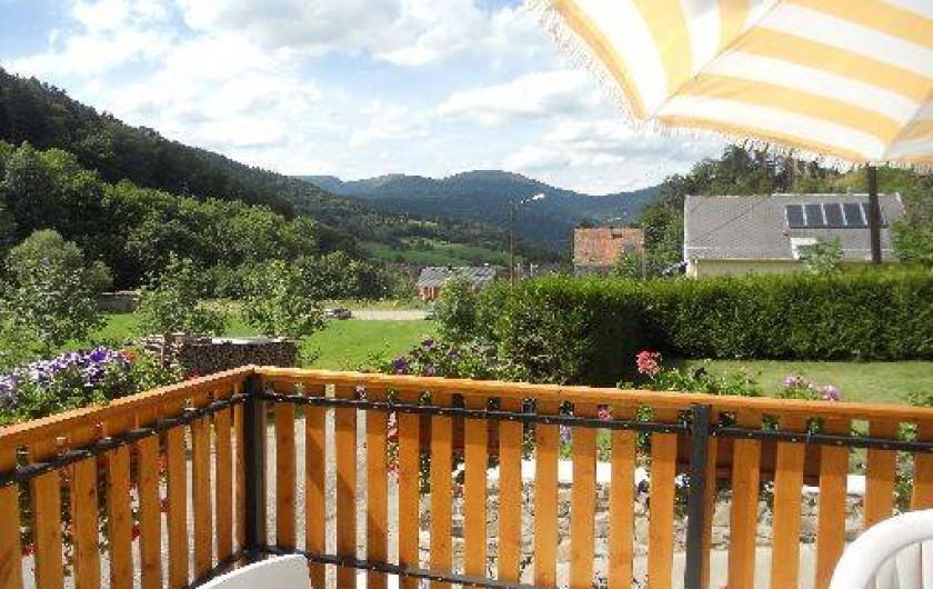 Location de vacances - Gîte à Sondernach