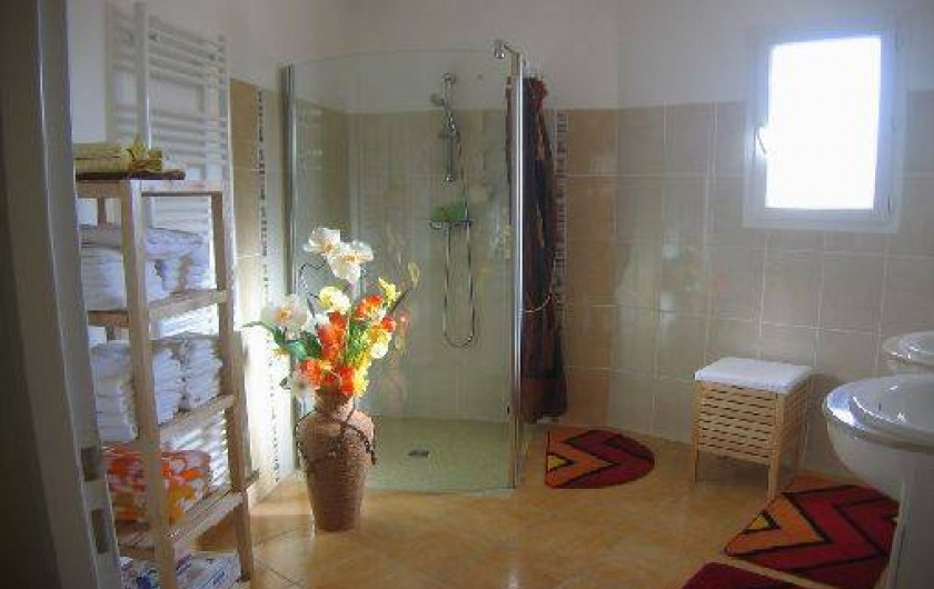 Location de vacances - Villa à Talais