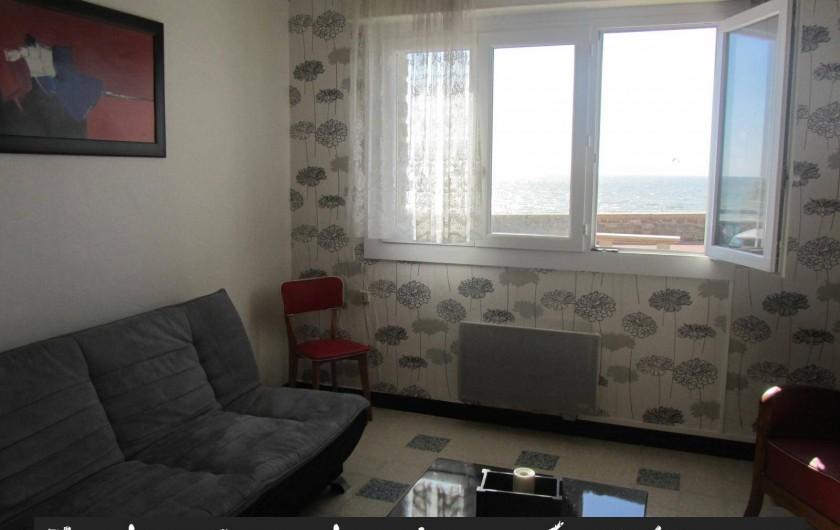 Location de vacances - Appartement à Le Portel - studio 2 pers en rez de chaussée