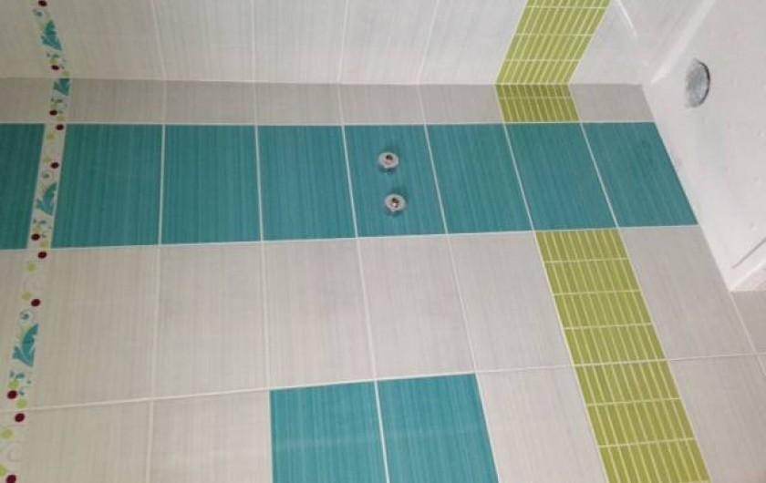 Location de vacances - Appartement à Le Portel - Duplex 2 eme étage, Salle de bain