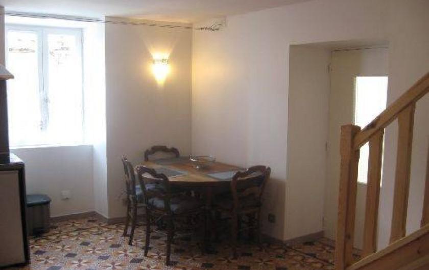 Location de vacances - Gîte à Sainte-Eulalie-de-Cernon