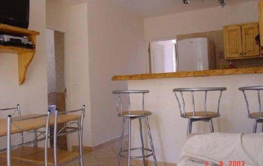 Location de vacances - Appartement à Figari
