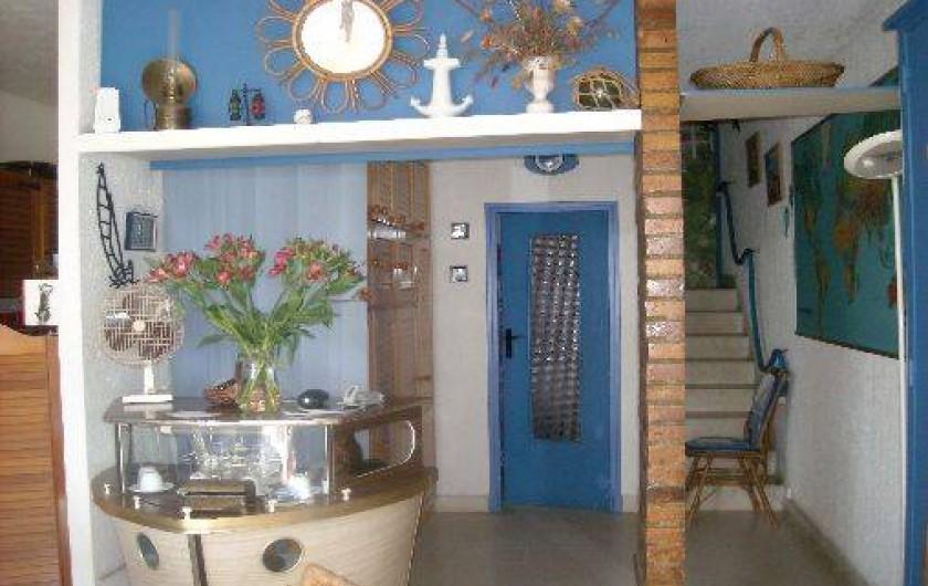 Location de vacances - Studio à La Favière