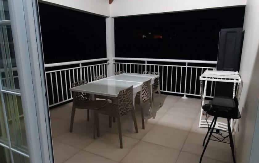 Location de vacances - Appartement à Sainte-Anne - LOGGIA