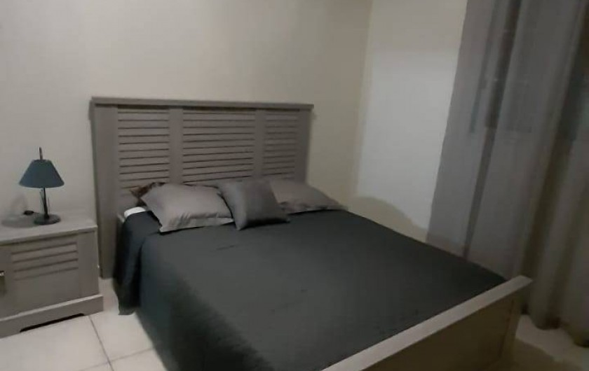 Location de vacances - Appartement à Sainte-Anne - CHAMBRE 2