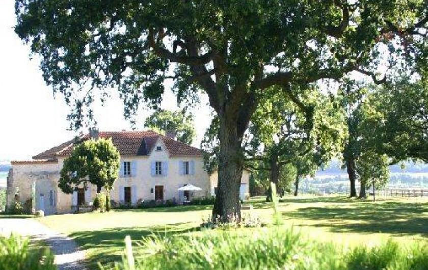 Location de vacances - Maison - Villa à Monfort - Une maison de maître du XVII ème sicle, avec tout le confort moderne