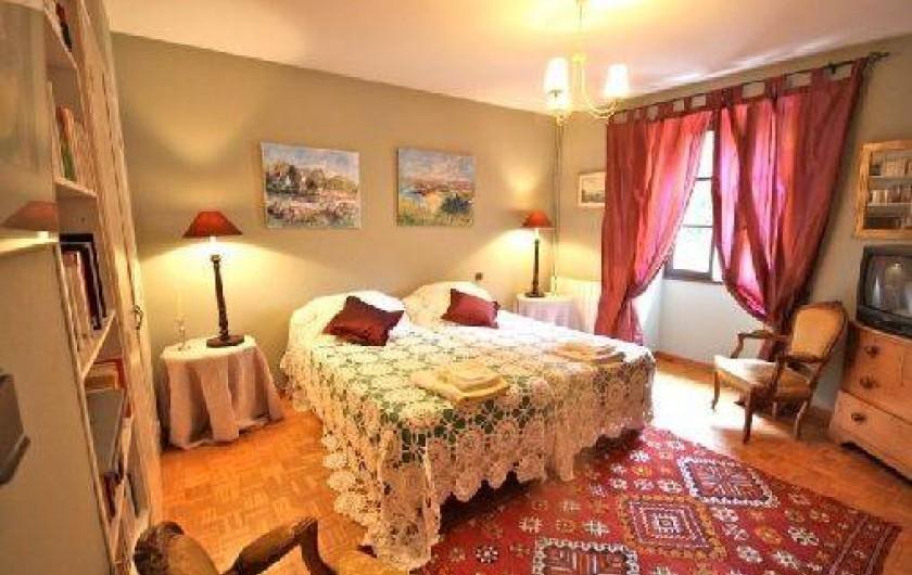 Location de vacances - Maison - Villa à Monfort - deux lits séparables de 90x200