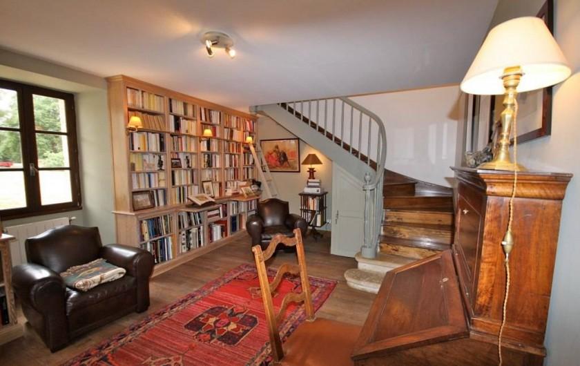 Location de vacances - Maison - Villa à Monfort - La bibliothèque