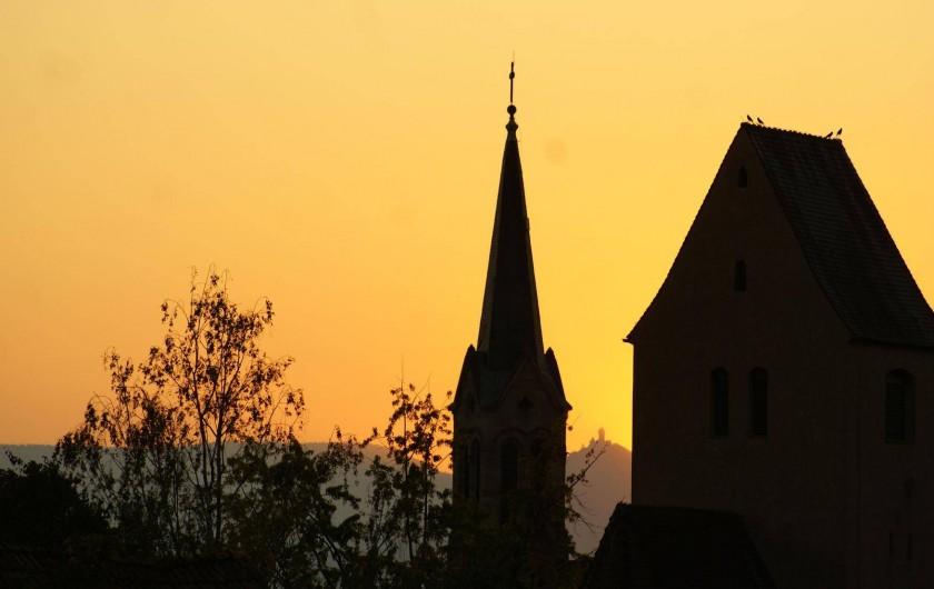 Location de vacances - Gîte à Muttersholtz - Muttersholz
