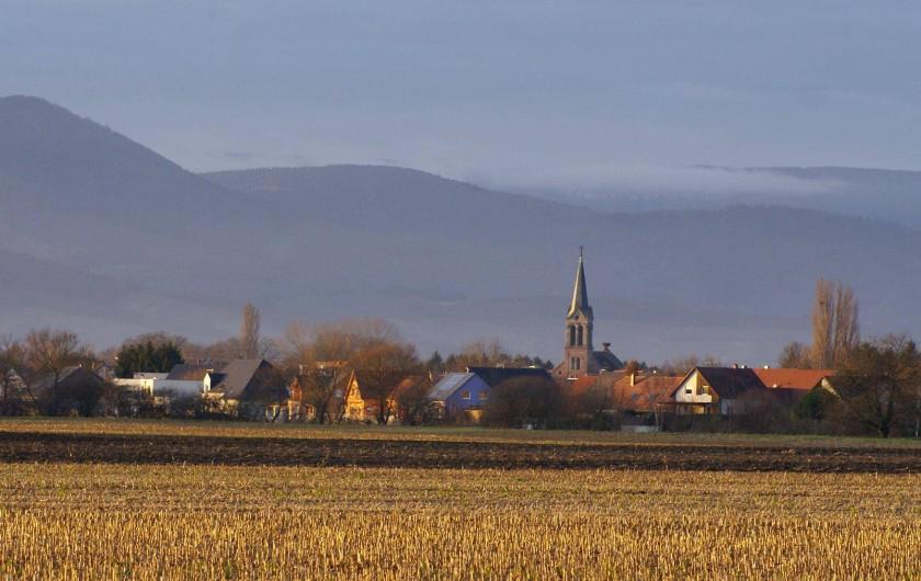 Location de vacances - Gîte à Muttersholtz - Muttersholtz