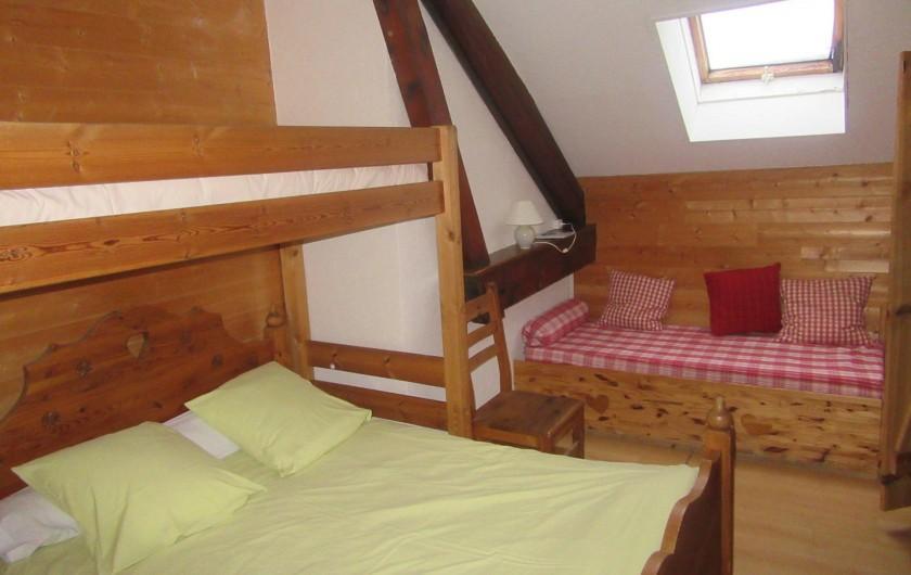 Location de vacances - Hôtel - Auberge à Saint-François-Longchamp