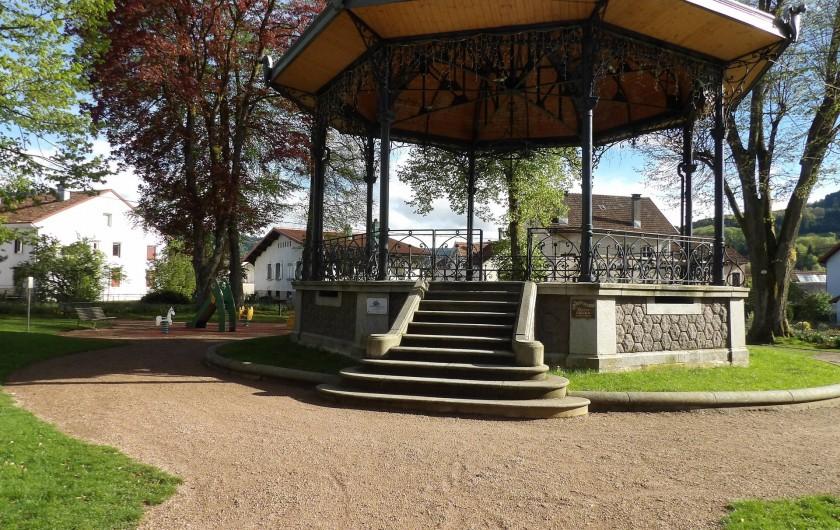 Location de vacances - Appartement à Granges-sur-Vologne - Kiosque