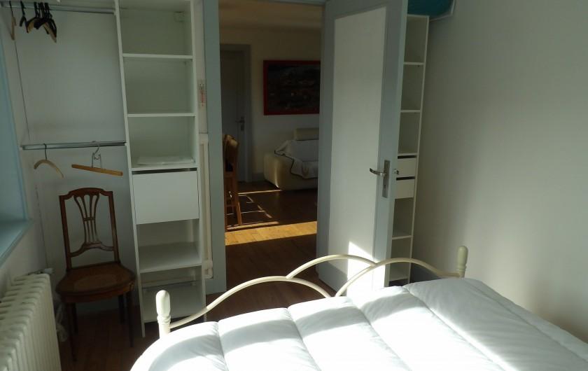 Location de vacances - Appartement à Granges-sur-Vologne - avec dressing