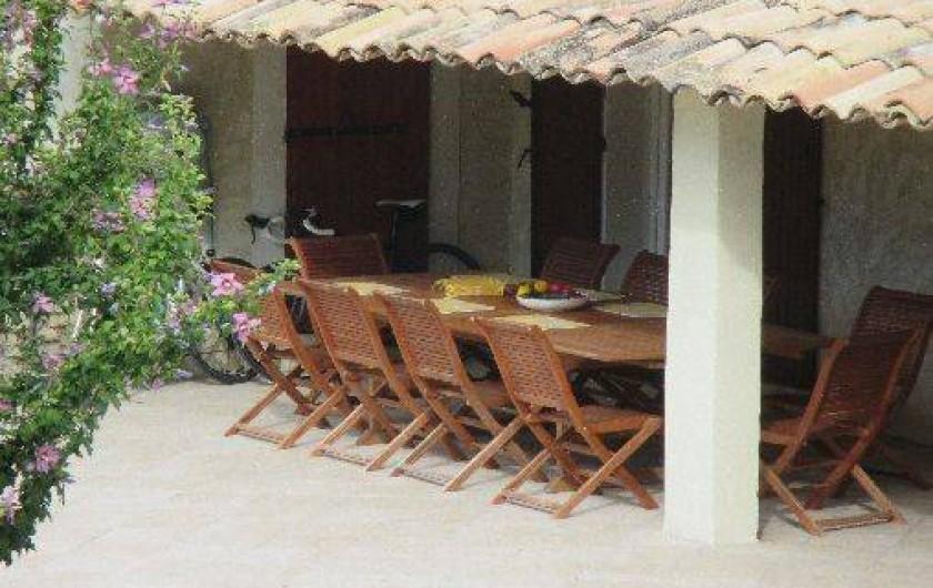 Location de vacances - Villa à Malaucène